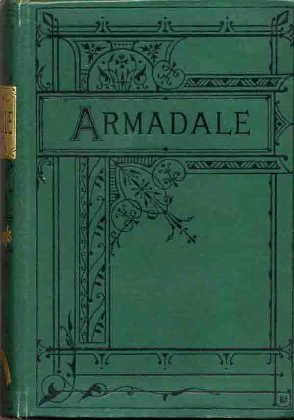 Armadale - Chatto & WIndus 1895 edition.