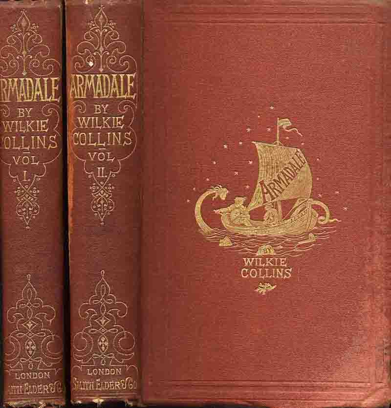 Armadale first edition in cloth.