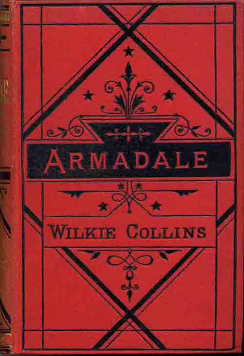 Armadale - Smith, Elder 1879 edition in red cloth