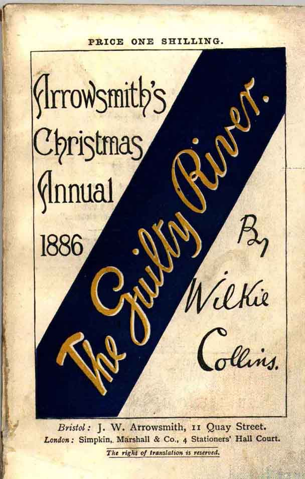 The Guilty River in Arrowsmith's 1886 Christmas Annual.