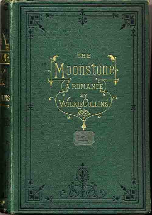 wilkie collins the moonstone essay Free wilkie collins papers, essays wilkie collins' the moonstone - wilkie collins' the moonstone near the beginning of wilkie collins's novel.