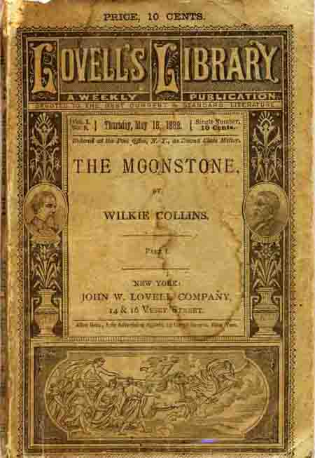 The Moonstone in Lovell's Library.