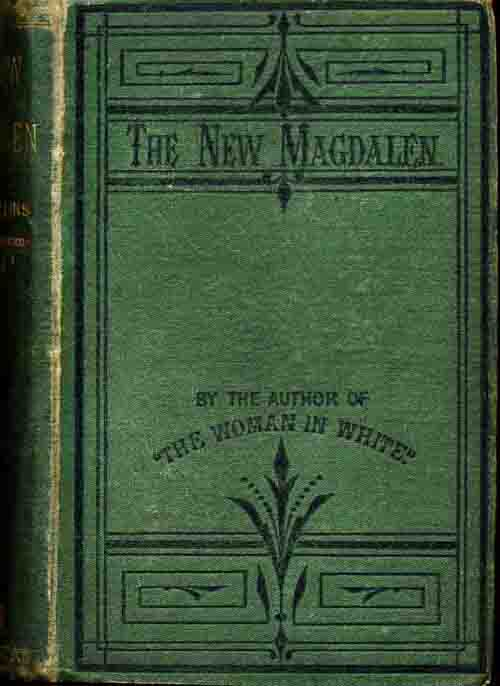 The New Magdalen - remainder binding.