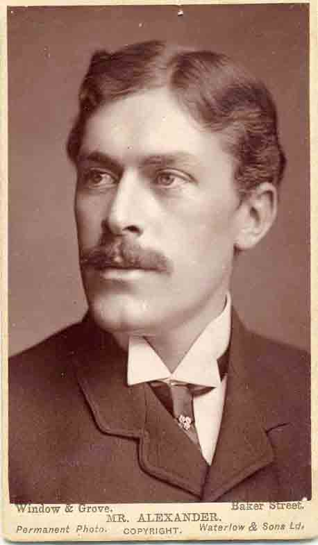 George Alexander Net Worth
