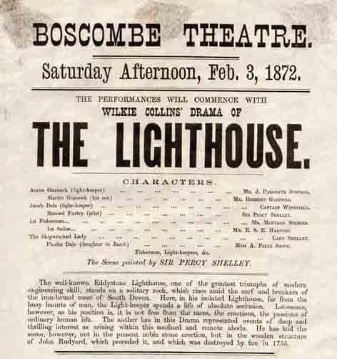 The Lighthouse play.